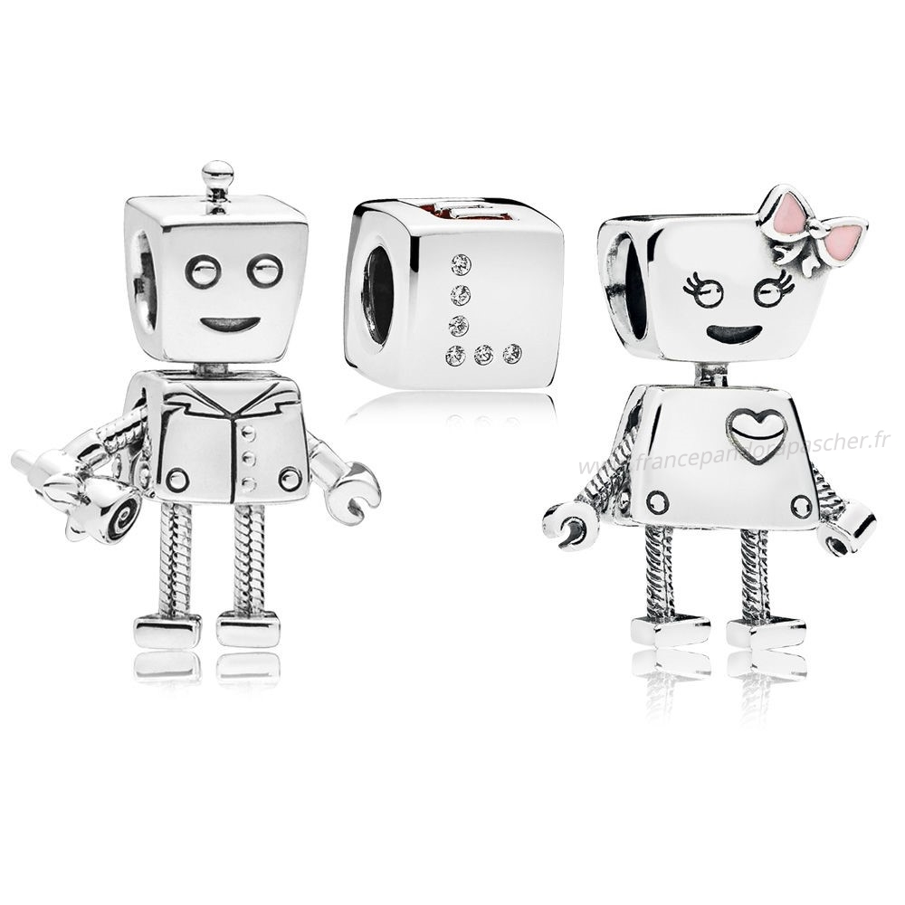 Vente Bijoux Bella And Rob Forever Charm Pack Pandora Magasin