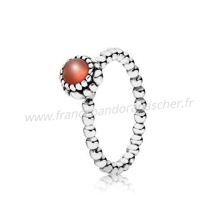 Vente Bijoux Anniversaire Blooms Bagues July Carnelian Quick View Pandora Magasin