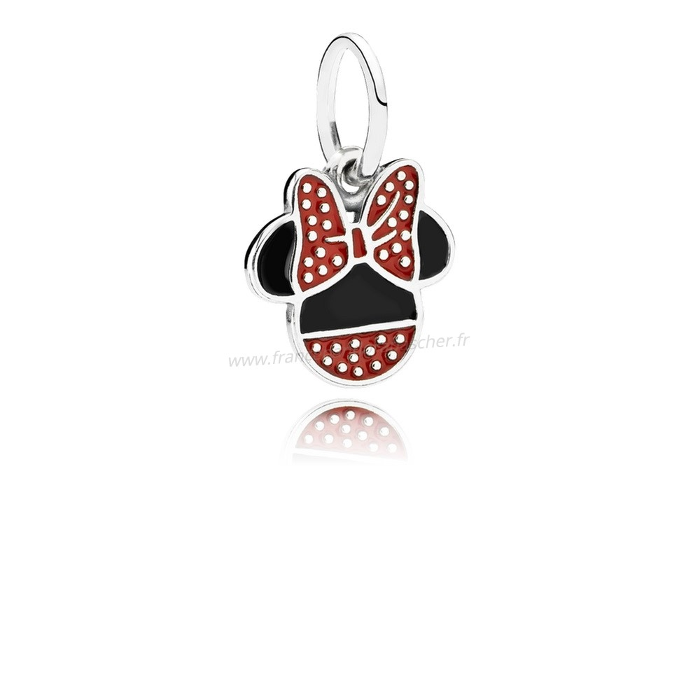 Vente Bijoux Disney Minnie Icon Dangle Charm Mixed Email Pandora Magasin