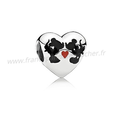 Vente Bijoux Disney Minnie Mickey Kiss Charm Mixed Email Pandora Magasin