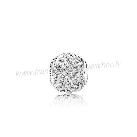 Vente Bijoux Essence Friendship Charme Clear Cz Pandora Magasin