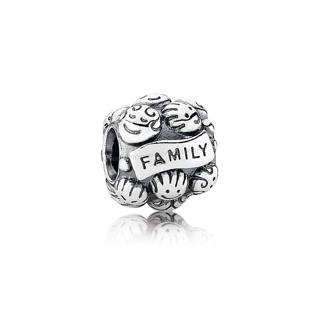 Vente Bijoux Famille Charms Amour Famille Charm Pandora Magasin