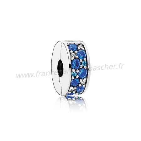 Vente Bijoux Paillettes Paves Charms Mosaique Brillant Elegance Clip Multi Coloured Cristaux Clear Cz Pandora Magasin