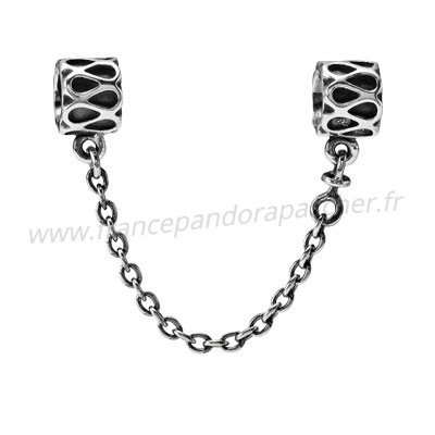 Vente Bijoux Pandora Chaines De Securite Pandora 925 Raindrop Safety Chain Pandora Magasin