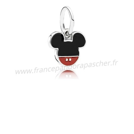 Vente Bijoux Pandora Disney Charms Mickey Icon Dangle Charme Mixed Email Pandora Magasin