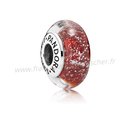 Vente Bijoux Pandora Disney Collection Disney Snow Blanc'S Signeature Color Fascino Murano Glass Pandora Magasin