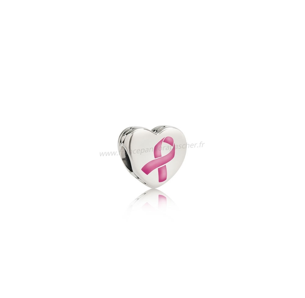 Vente Bijoux Pandora Inspirant Charms Hope Ruban Charm Rose Email Pandora Magasin