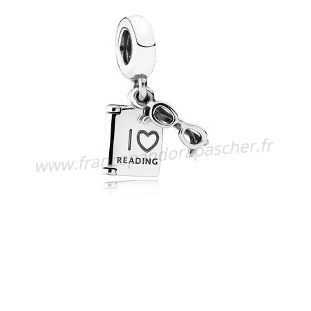 Vente Bijoux Pandora Passions Charms Carriere Aspirations Amour Lecture Charme Pandora Magasin