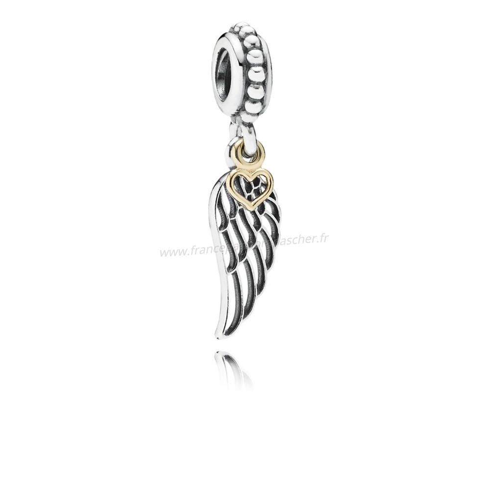 Vente Bijoux Pandora Passions Charms Chic Glamour Amour Guidance Dangle Charm Pandora Magasin