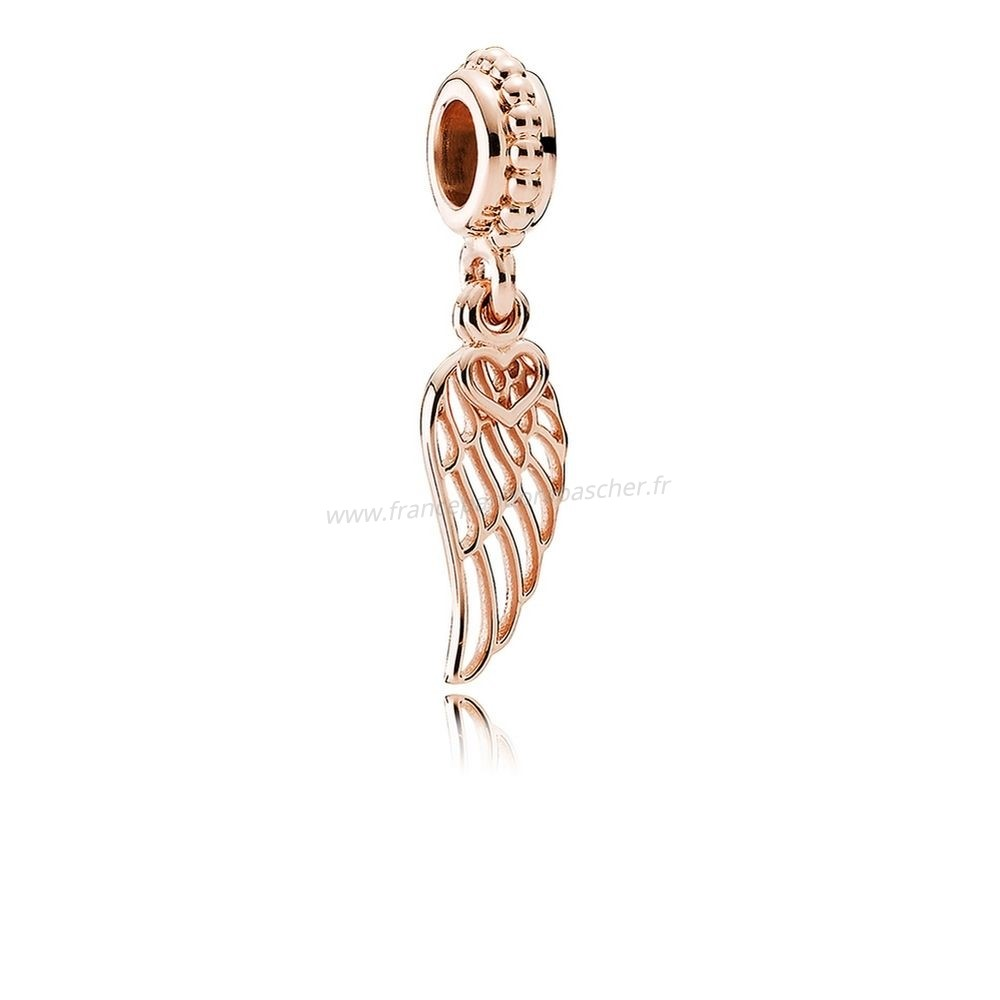 Vente Bijoux Pandora Rose Amour Dangle De Guidage Pandora Magasin